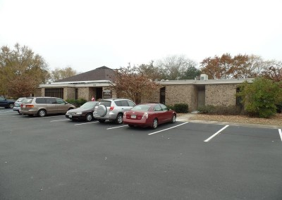 Huntington-Mennonite-building-parking-lot